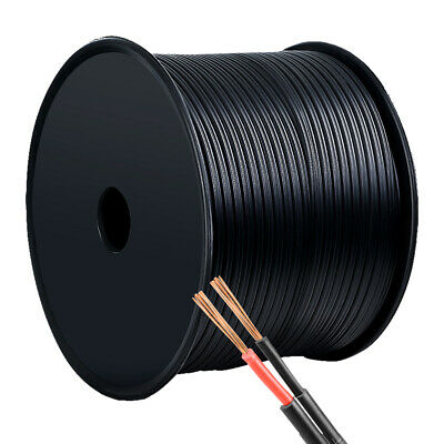 2.5MM Electrical Cable Twin and Earth Core Extension Wire 100M Car Solar Panel