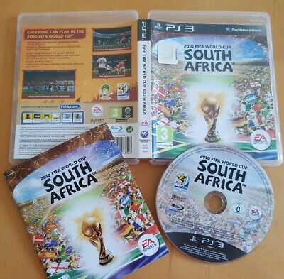 2010 Fifa World Cup South Africa PS3 Game. Same day dispatch!