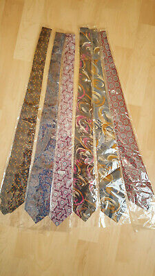 JOB LOT 30x NEW MENS TIES WHOLESALE BULK POLYESTER IN PACKAGING