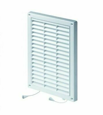 Air Vent Grille 165mm x 235mm  with Shutter T59A