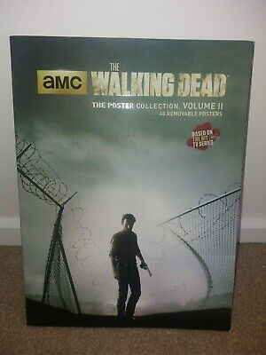 The Walking Dead AMC Poster Collection Volume 2
