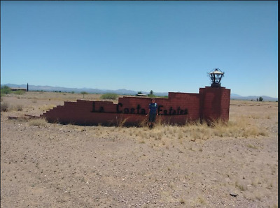 1 Acre For Sale! Actual Photos Of The 3 Lots With Power Boxes! Douglas, Az