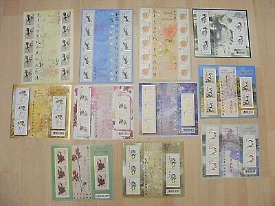 SUPER LOT 11 BLOCS Timbres Nouvel AN CHINOIS de  FRANCE 2005/2015