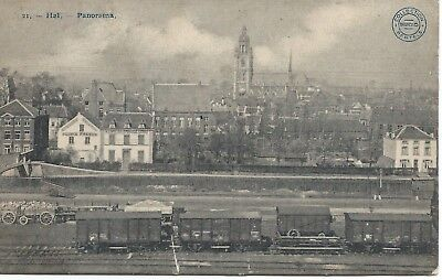 Hal Panorama Halle 1913.