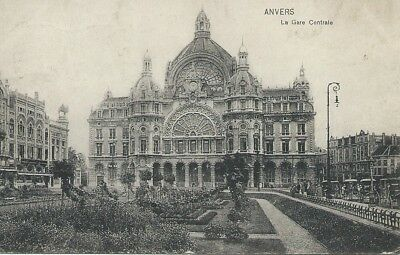 Anvers Gare Centrale