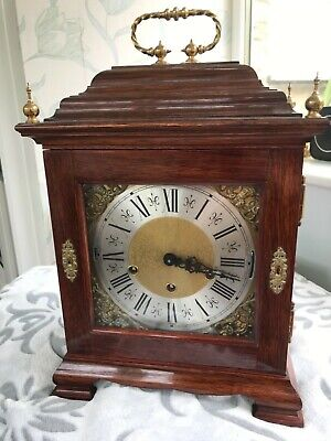 Westminster Chime Bracket Clock