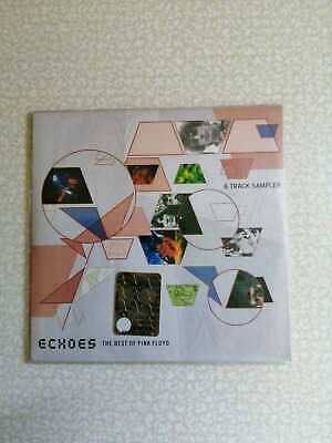 Pink Floyd Echoes The Best Of Pink Floyd  Cd Samler 6 Tracks Card Sleeve