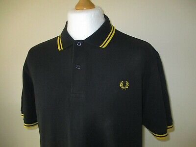 Fred Perry. Large Short Sleeve Pique  Polo