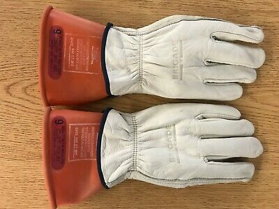 NOVAX Protector Gloves Size 9