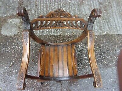 Chinese emperor chair