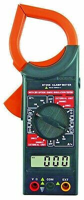 Used Tekpower DT266 AC and DC Digital Clamp Meter Voltage Tester