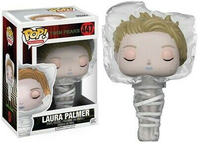 Twin Peaks - Laura in Plastic Wrap - Funko Pop! Television (2017, Toy NUEVO)