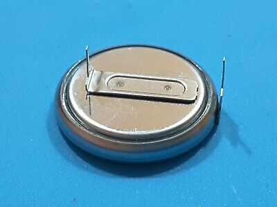 2 pecs Maxell CR2032 - T19 with 180° degree pins, 3V Lithium Battery, 100% Japan