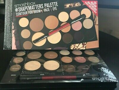 Smashbox #Shapematters Palette - Contour For Brow/Face/Eyes  New Boxed