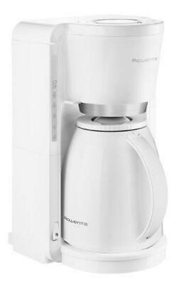 Rowenta Ct380110 Adagio Cafetière Isotherme Blanc