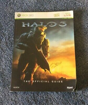 Halo 3 Xbox 360 Game The Official Guide