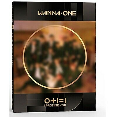 WANNA ONE 0+1=1 I Promise You Night Ver 2nd Mini Album CD+Booklet+Etc Sealed