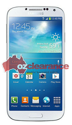 USED | Samsung Galaxy S4 i9505 | 16GB | White | Cracked Screen