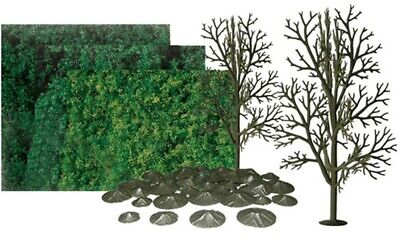 Scenery & Trees, Parts & Accessories, O Scale, Model