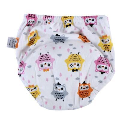 Plain Washable Baby Cloth Nappy Nappies Diaper Waterproof Surface Free Insert FW