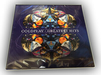 COLDPLAY - Greatest Hits - Best songs collection BOX