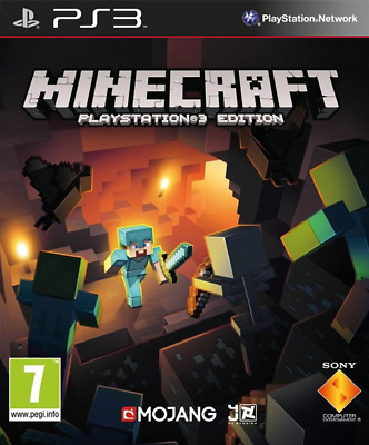 Minecraft PS3 Digital Download