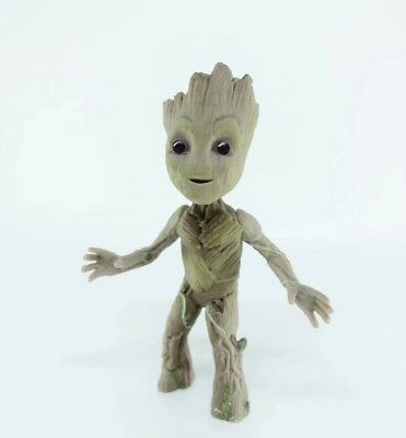 """2018 New  Guardians of The Galaxy Vol. 2 Baby Groot 6"""" Figure Statue Kids Toy"""