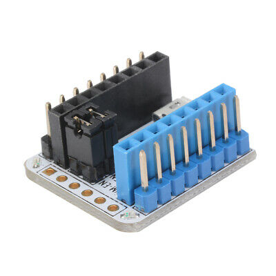 TMC2208 Tester Module Controller Test Board with USB Cable for 3D Printer TE945