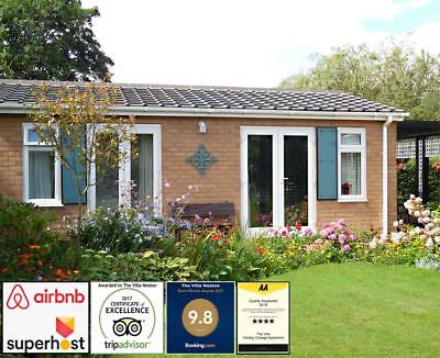 Neston Wirral Cheshire Self Catering Holiday Cottage Mar 7 - 9, 3 nights £185