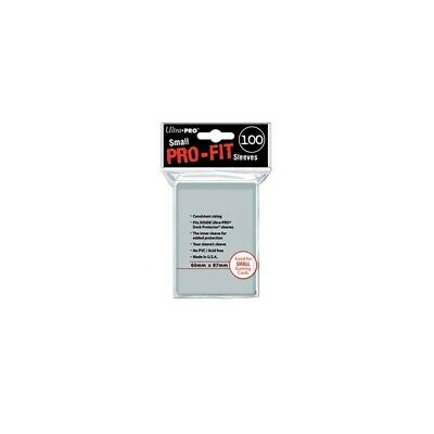 UP - Small Sleeves - Pro-Fit Card (100 pezzi)