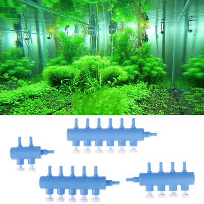 1pc Aquarium Fish Tank Air Pump Plastic Garden Water Tube Volume Control Valv kj