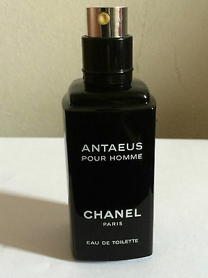 Chanel Antaeus 90 / 100 Ml Edt Spray Usato Originale No Box No Cap Profumo Uomo