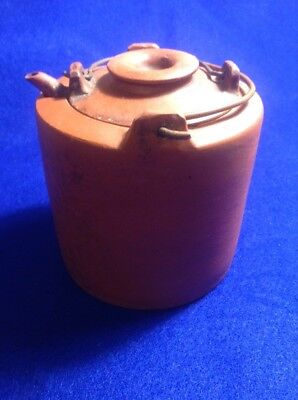 Chinese Antique Yixing Red Clay Teapot / Winepot