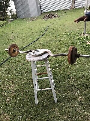 Bar and plates weight