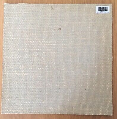 300mm x 300mm HESSIAN BACKED LINO BLOCK BRAND NEW