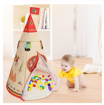 Portable Baby Play Tent Toys Folding Outdoor Playhouse Indoor Tents Children Toy