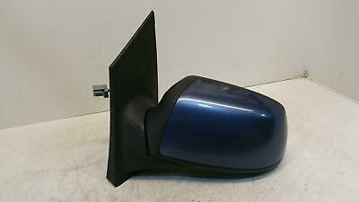 2005 Focus Mk2 Pre Facelift Passenger Door Mirror Electric In Jeans Blue