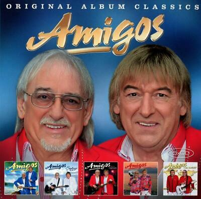 Original Album Classics Box-Set Amigos Format: Audio CD NEU OVP