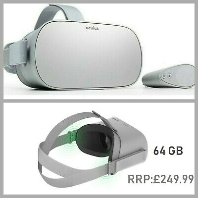 64 GB Oculus Go Standalone Virtual Reality VR Headset smartphone VR COMPLETE