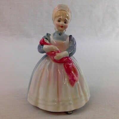 Royal Doulton Figurine The Rag Doll HN2142 Vintage