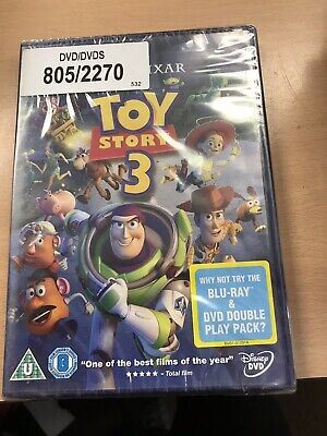 Disney Toy Story 3 DVD