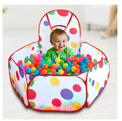 Baby Playing House Tent Toys Children Indoor Playhouses Shooting Balls Tents Toy