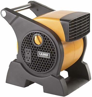 Portable Utility Fan with Outlets High Velocity Home Ventilate Dryer Blower Air