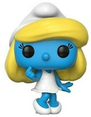 Smurfs - Smurfette - Funko Pop! Animation (2017, Toy NUEVO)