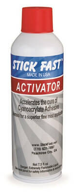Stick Fast Aerosol Activator For CA Glue 7.5oz TMIProducts