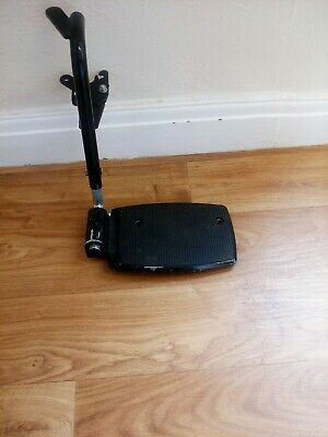 Invacare Lomax Remploy Wheelchair Right Hand Footrest