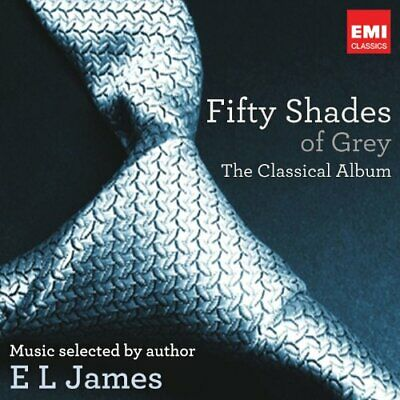 185004 Various Artists - Fifty Shades of Grey: The Classical Album (CD x 1)