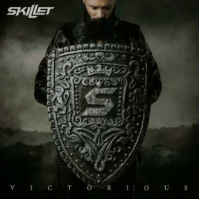 185316 Skillet - Victorious (CD x 1)