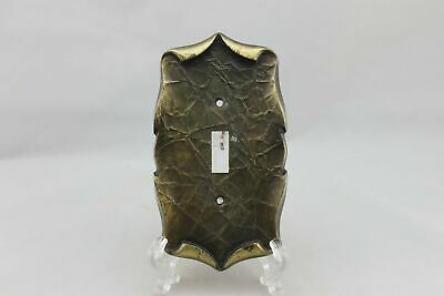 "LP-1750AI Amerock 3 1/4"" Bronze Carriage House Metal Vintage Switch Plate"