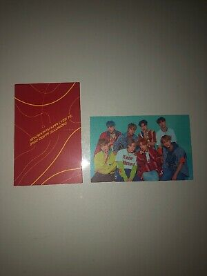 Ateez Treasure Ep 3: One to All Group + Coordinates Photocards (Illusion)
